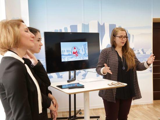 Первый просветительский центр «БЕЛЫЙ МИШКА» открыт в Норильске