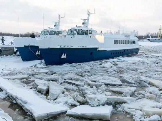 Архангельск остался без островной переправы