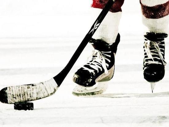 В Старице проходит Первенство Тверской области по хоккею с шайбой