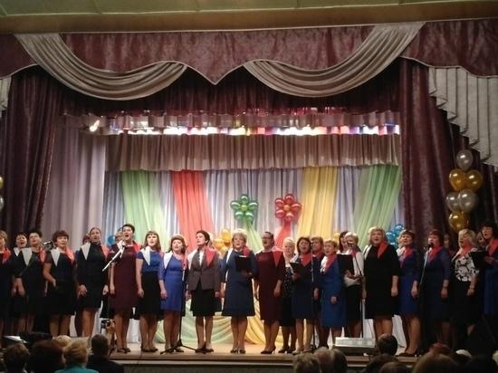 В Тверской области хор школьных директоров произвёл фурор