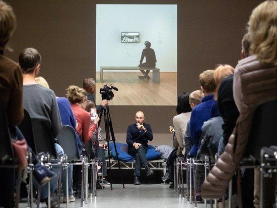 Проект «Аутопия» Матьё Мартена презентовали в нижегородском «Арсенале»