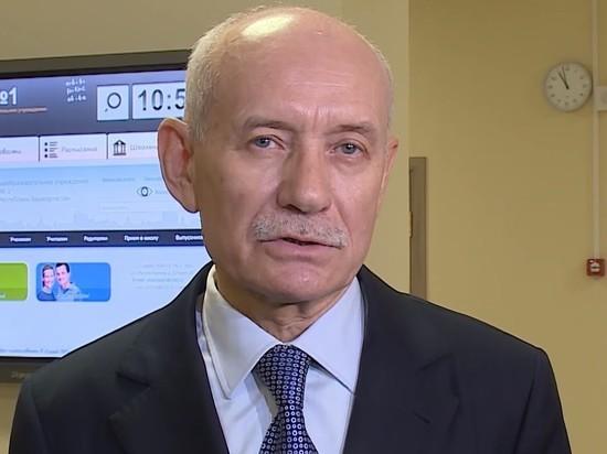 Глава Башкирии Рустэм Хамитов ушел в отставку