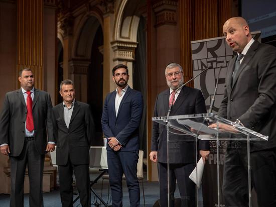 Израильский старт-ап получил IT-премию Совета раввинов Европы
