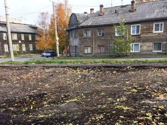 Аварийные дома в Петрозаводске идут под снос