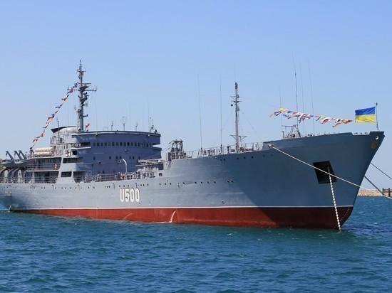Украина готовит провокацию в Азовском море, обвинив Россию в