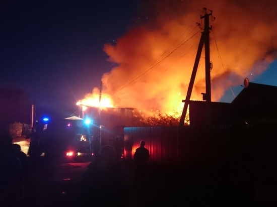 Житель Мордовии едва не погиб из-за загоревшегося счетчика