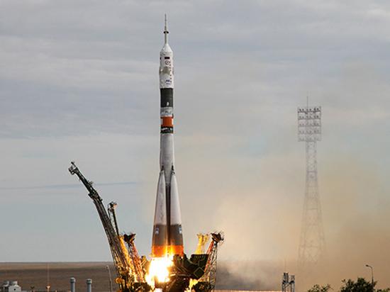 Авария ракеты «Союз»: онлайн-трансляция космического ЧП