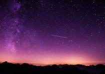 21 ноября достигнет своего пика метеорный поток Орионид