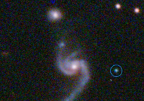 Группа астрономов, представляющих Калифорнийский технологический институт, сообщила о взрыве сверхновой, беспрецедентно «тусклом» для явлений такого рода