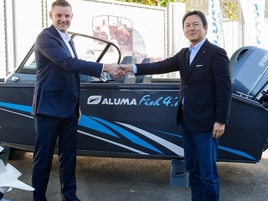 Ростовский производитель катеров заключил партнерское соглашение с компанией «Yamaha»
