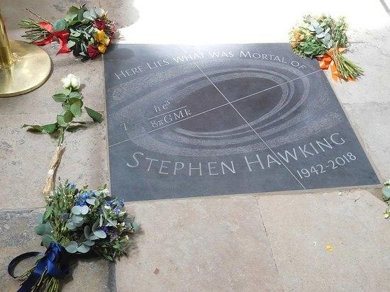 Опубликована последняя научная работа Стивена Хокинга