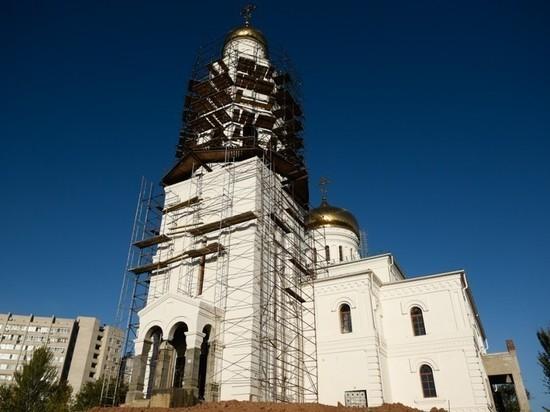 В мкрн Бабаевского куранты на колокольне будут играть мелодию Чайковского