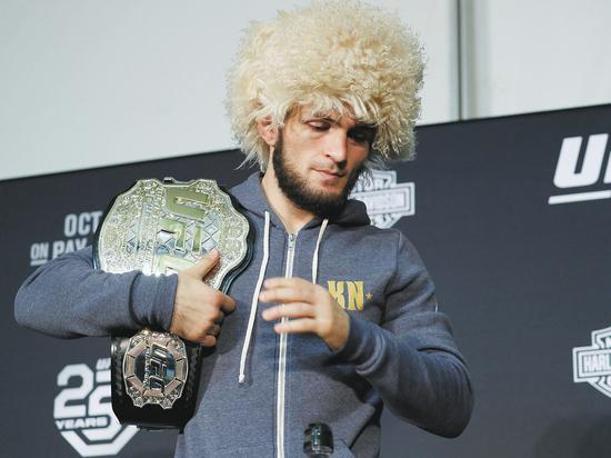 Хабиб Нурмагомедов пригрозил уйти из UFC