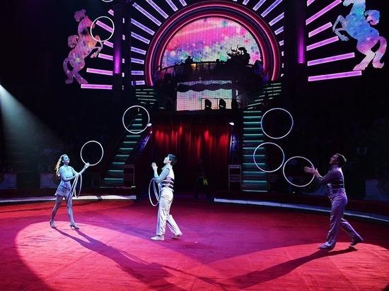 Цирковые артисты съедутся в Новокузнецк