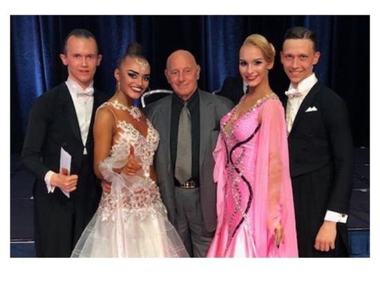 Танцоры из Серпуховского района победили в Лондоне