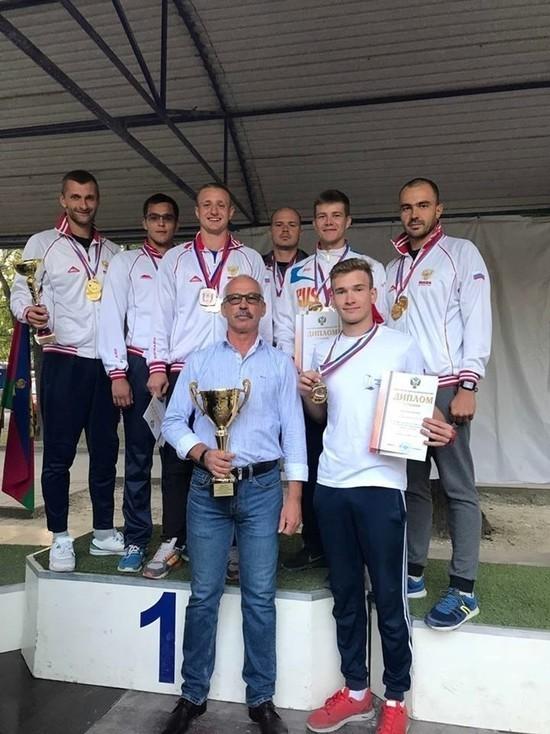 Нижегородские юнги выиграли общероссийские соревнования по многоборью