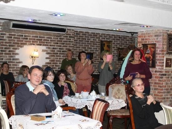 Владимирские поэты собрались на «квартирник»
