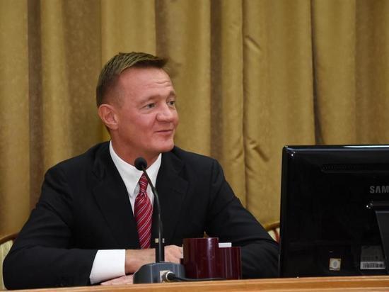 ВРИО главы Курской области приступил к исполнению обязанностей