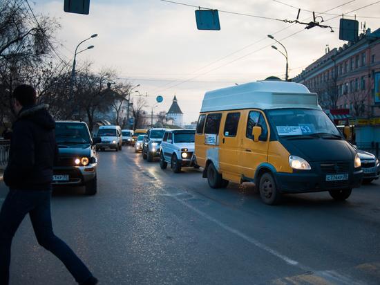 В Астрахани наркоман работал водителем маршрутки