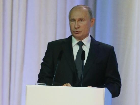 Путину выключили звук в Белоруссии