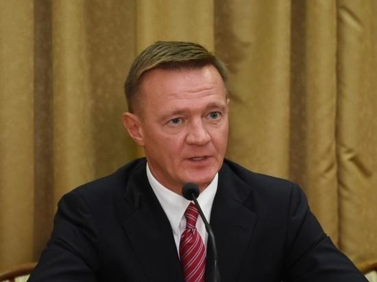 Руководство Курской области получило новый статус