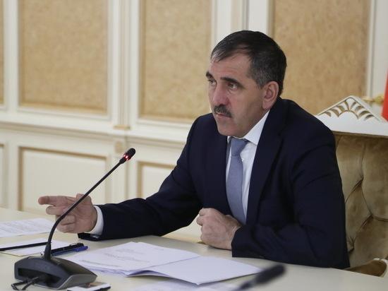 Евкуров пообещал не разгонять митинг в Ингушетии