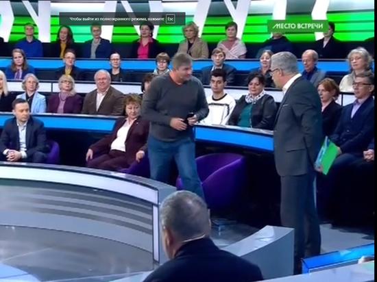 Ведущий НТВ: