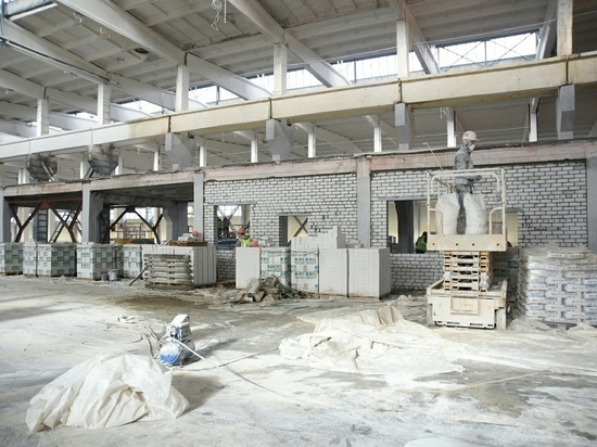 Электрозаправка, 3D-заборы: крупные бизнес-проекты реализуются в Вологде