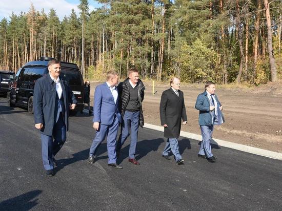 Роман Старовойт до назначения приезжал в Курск