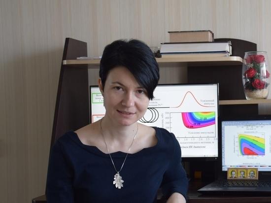 Нижегородка получила престижную премию «Для женщин в науке 2018»