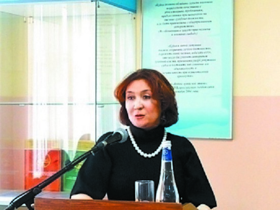 Судья Хахалева опровергла отсутствие юридического образования