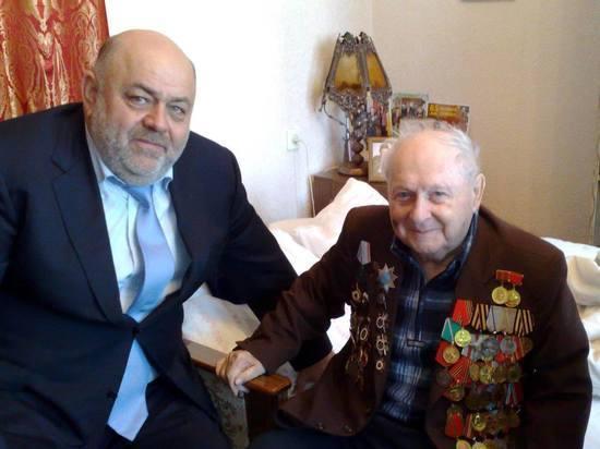 В России отмечают 75-летие восстания в Собиборе