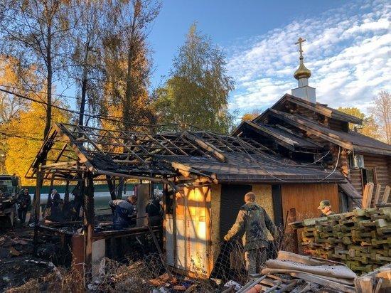 Подробности поджога храма на востоке Москвы: прихожанам поступали угрозы