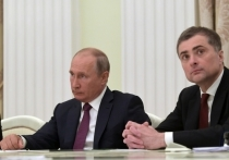Приграничное сотрудничество Суркова