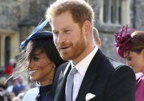 Принц Гарри и Меган Маркл сообщили об ожидании ребенка