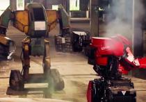 Американский инженер и предприниматель Илон Маск на своей страничке в Twitter заявил, что построит огромного человекоподобного робота