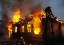 Молодой мужчина погиб во время пожара под Калугой