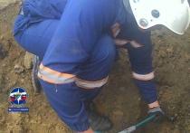 Новосибирца насмерть засыпало грунтом в трехметровой траншее