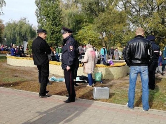 Пенсионер умер от куска шашлыка на Покровской ярмарке