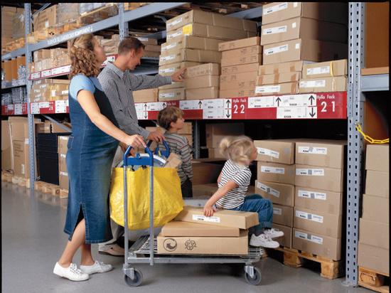 почтовики намерены доставлять жителям мордовии товары Ikea мк саранск