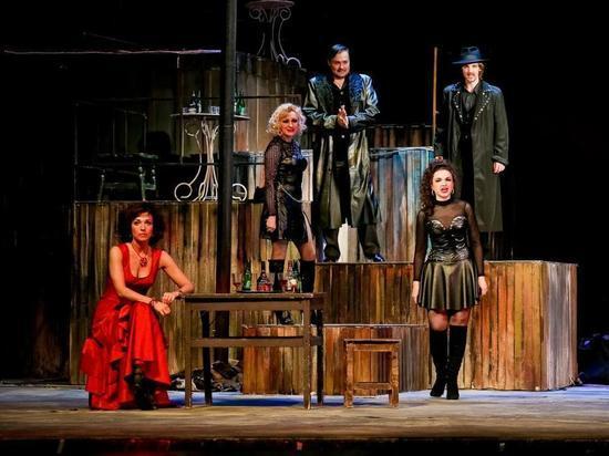 Театр посвящает спектакль 19 октября 180-летию со дня рождения Жоржа Бизе
