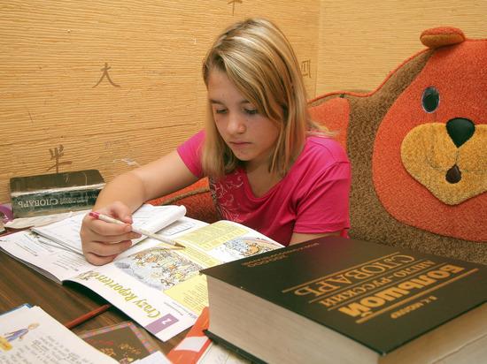 Время выполнения домашней работы школьникам сократят до 15 минут