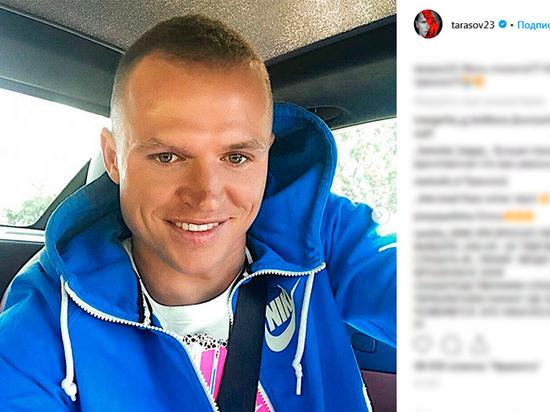 Тарасов подал в суд на бывшую жену из-за алиментов