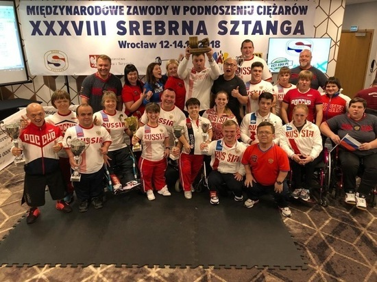 Тамбовский спортсмен победил на международном турнире по пауэрлифтингу