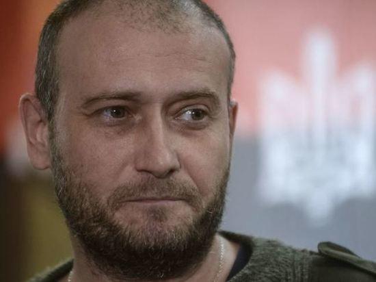Ярош рассказал, почему добровольцы уходят с передовой в Донбассе