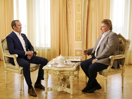 Михаил  Игнатьев: «Главное — быть честным перед собой и народом Чувашии»