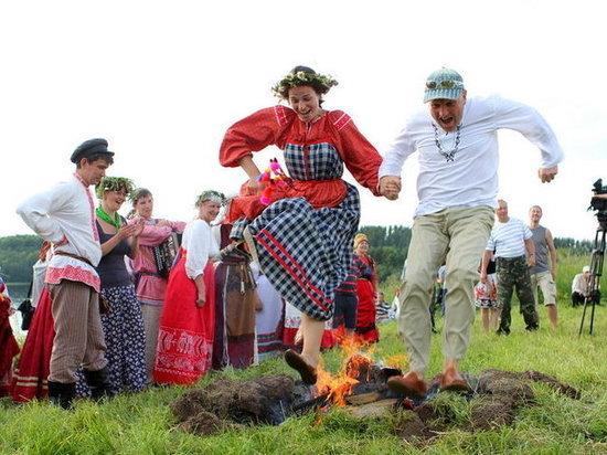 Традиционную народную культуру бережно хранят на Вологодчине