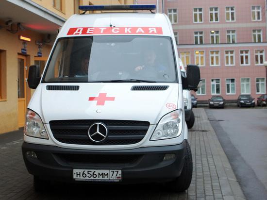 Мальчиков, ставших свидетелями убийства матери отцом, госпитализировали