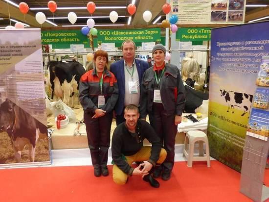 Вологодская область завоевала 22 награды на Всероссийской агропромышленной выставке