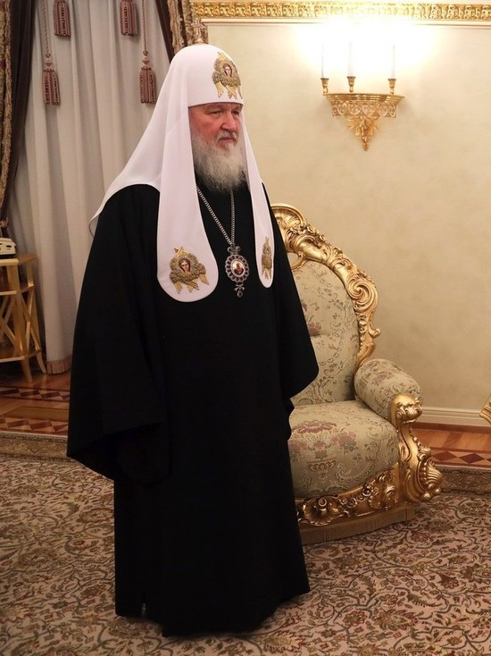 Русская православная церковь разорвала общение с Константинопольским патриархатом из-за Украины